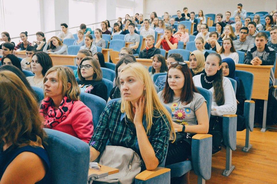 Фото студентов